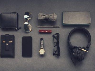 men accessories trends
