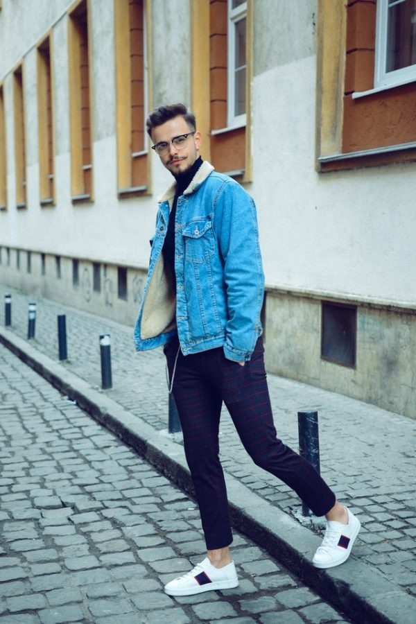 Men's style and looks