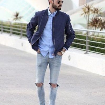 Mens fashion and lifestyle brands and trends