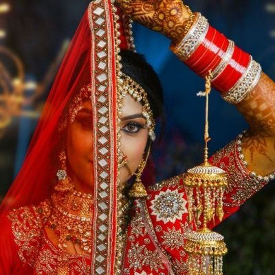 Trendy Indian wedding Dress