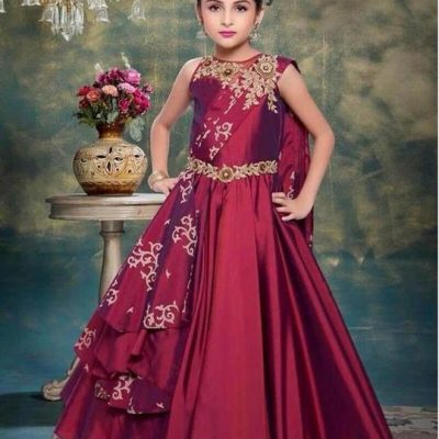 INDIAN WEDDING TRENDY OUTFIT FOR Girls Kids